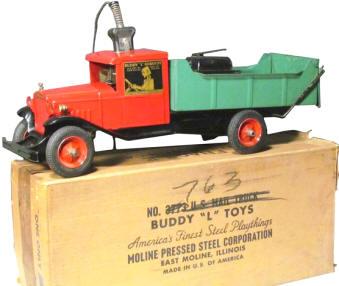 Vintage Antique Toy Trucks For