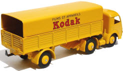 Dinky Truck with Kodak Advertising